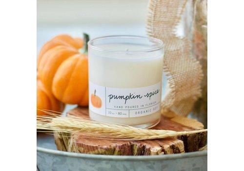 Declaration & Co. Candle & Co Pumpkin