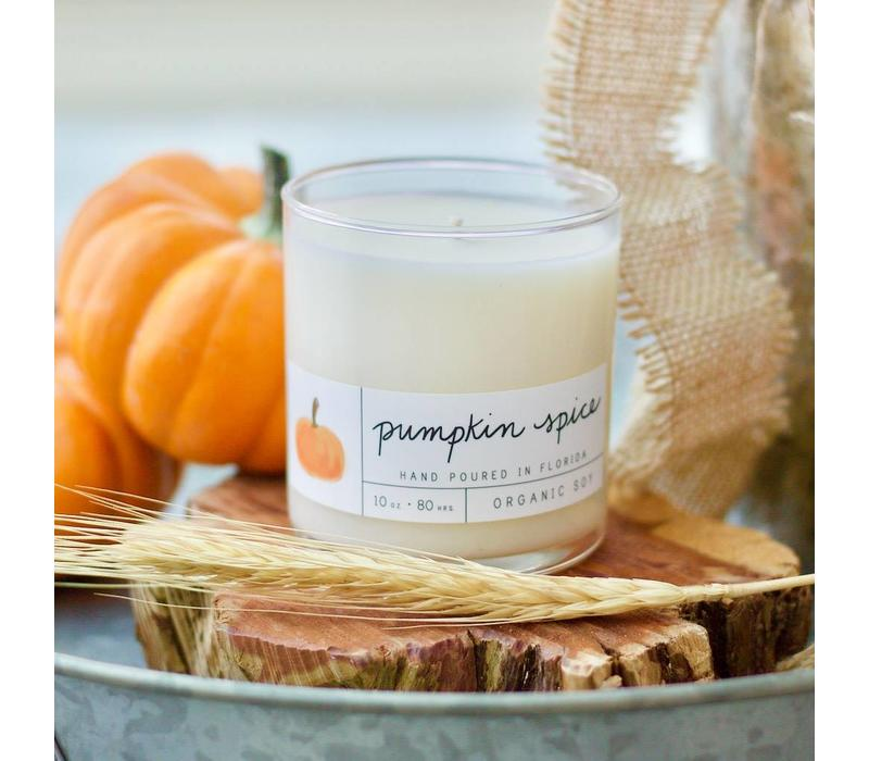 Candle & Co Pumpkin