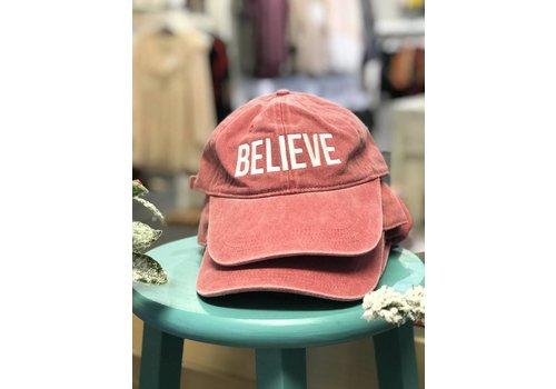 Declaration & Co. BELIEVE Hat