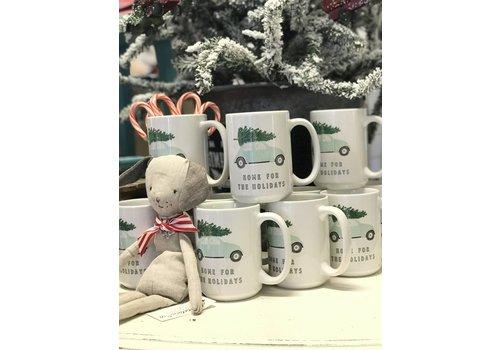 Declaration & Co. Home For The Holidays Mug