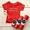 Declaration & Co. Santa's Favorite Tee - Baby & Kids