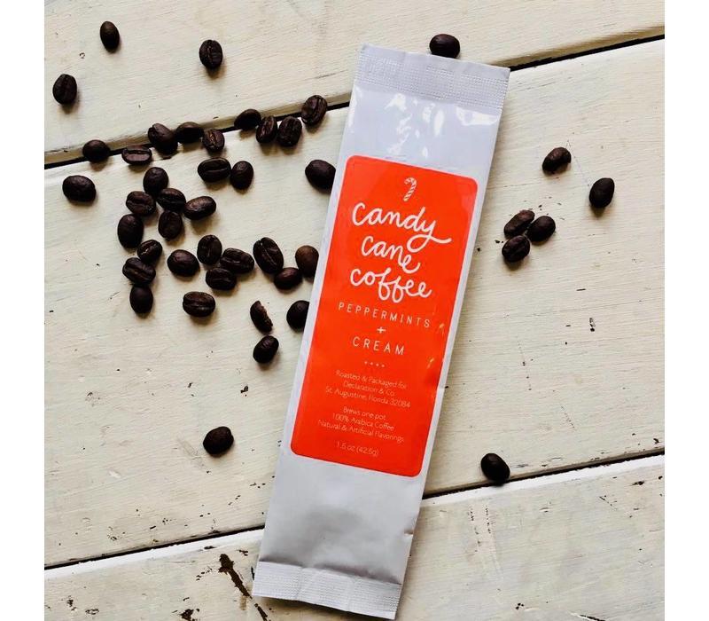 D & Co. Candycane Coffee Mini