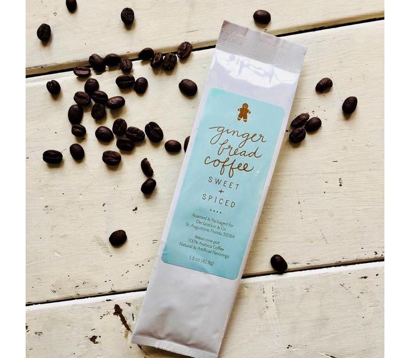 D & Co. Gingerbread Coffee Mini