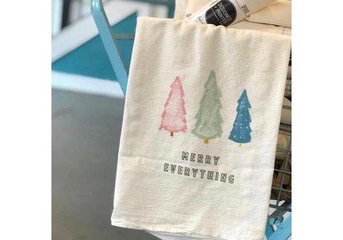 Declaration & Co. Merry Everything Tea Towel