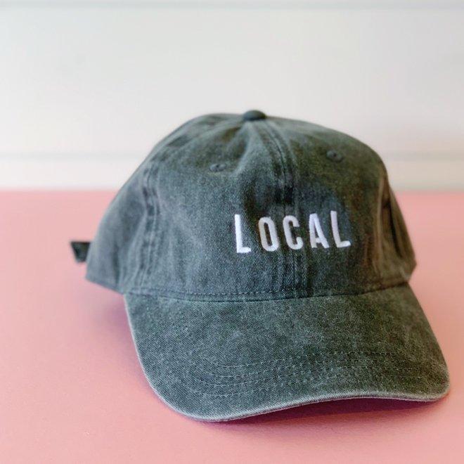 Local Hat Black