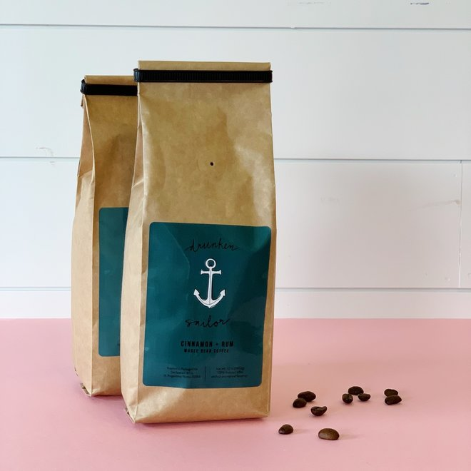 Drunken Sailor Coffee Whole Bean