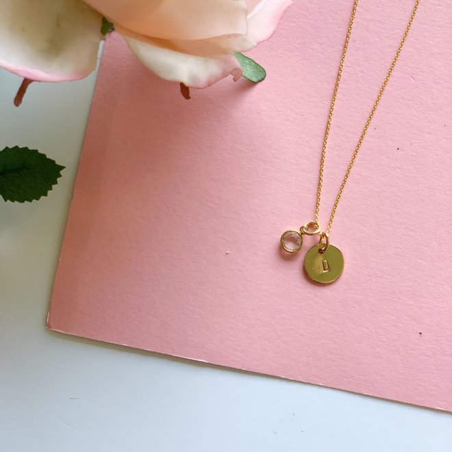 Make Your Mark Necklace