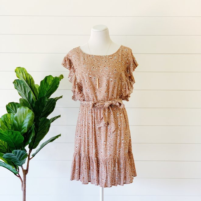 Romantic Getaway Dress