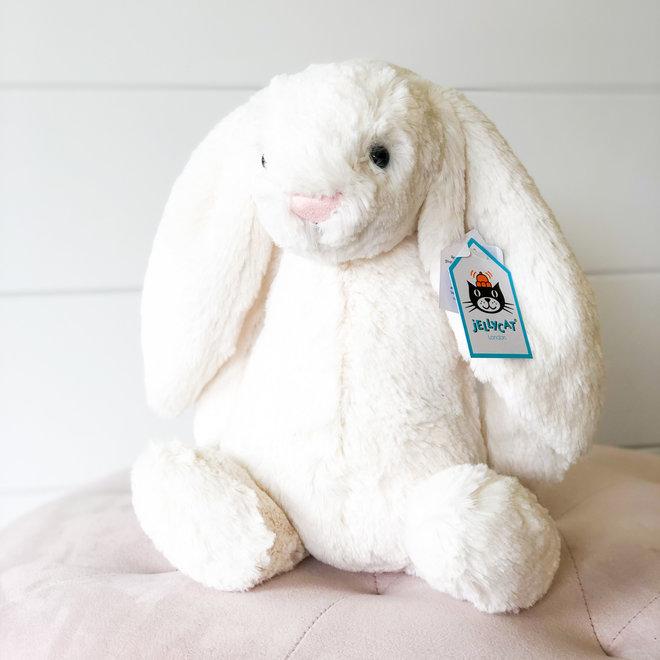 Jellycat Bashful White Bunny