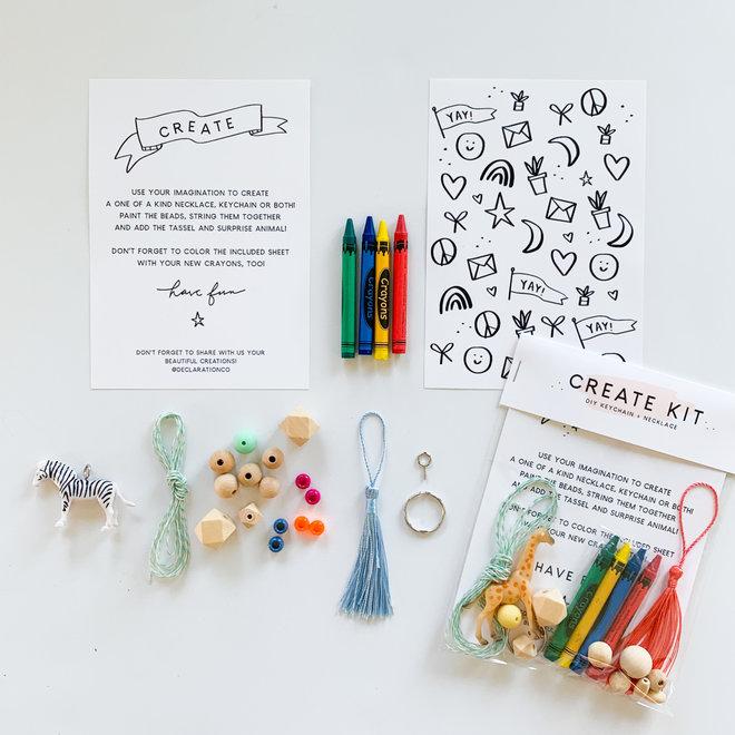 Create Kit - colors vary