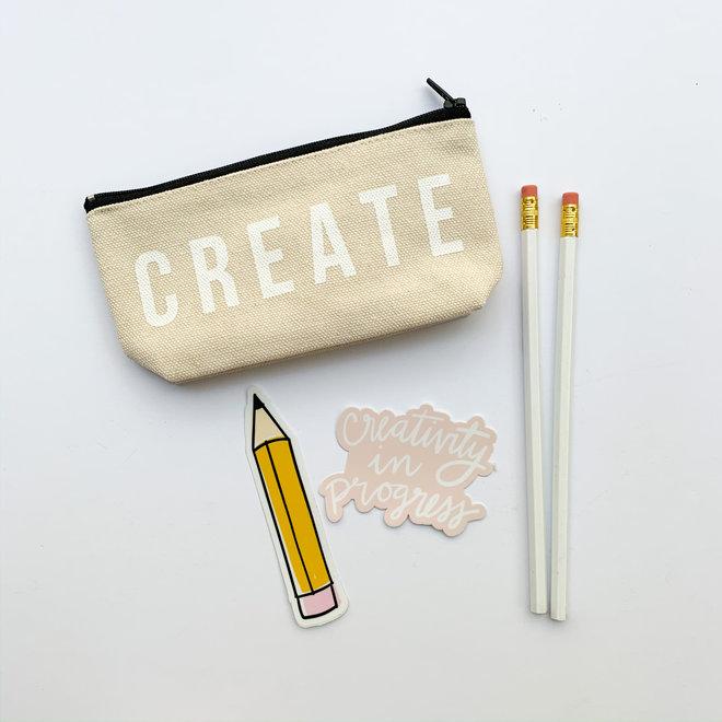 Create Pouch Set