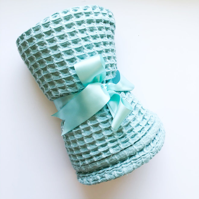 Waffle Baby Blanket - Assorted