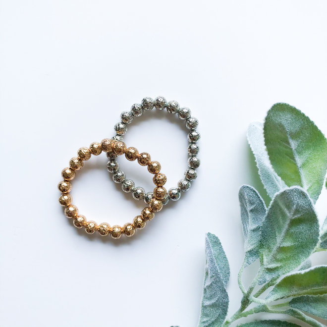 Shining Stack Bracelet
