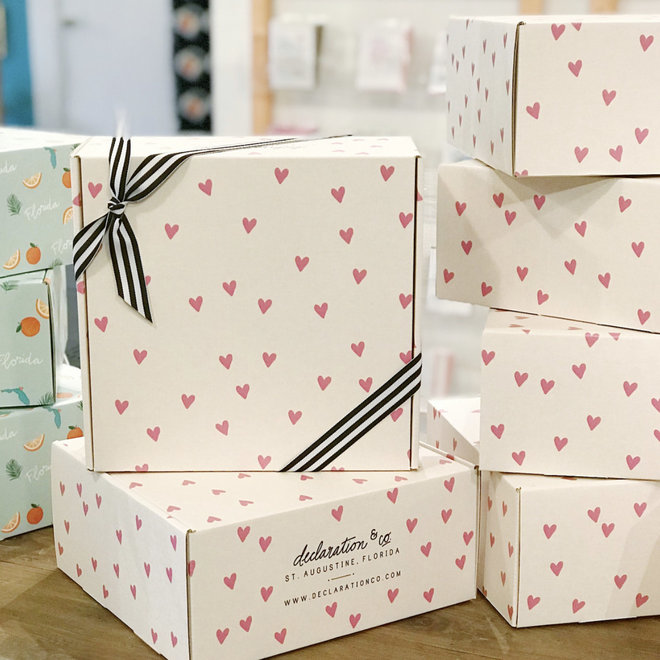 Heart Gift Box Add on
