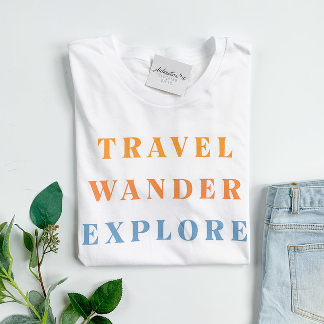 Travel Tee