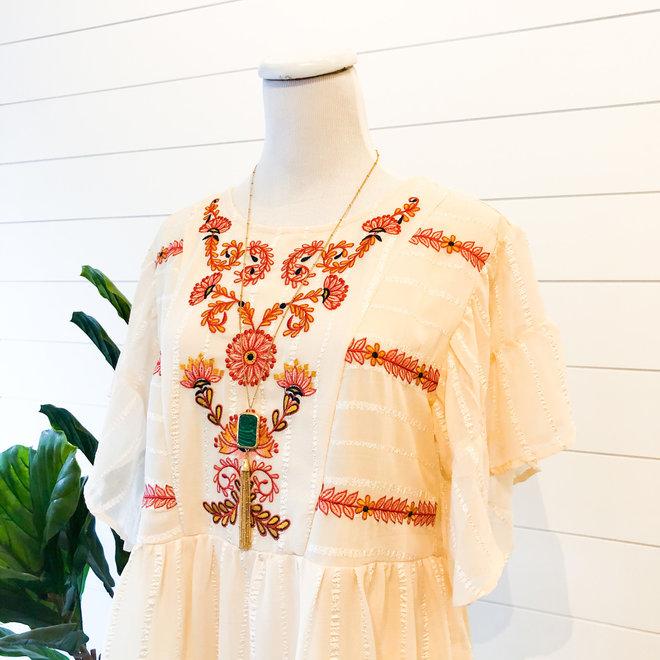 Sweet Surrender Boho Dress