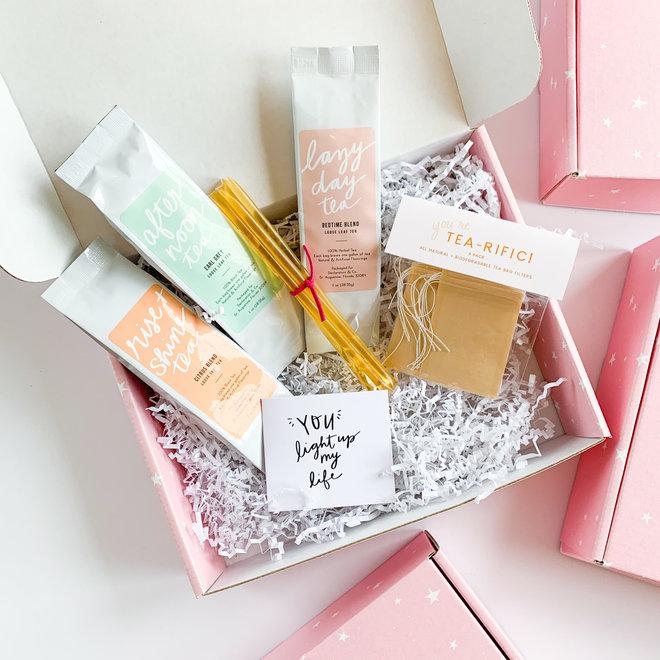 Tea Sampler Gift Box
