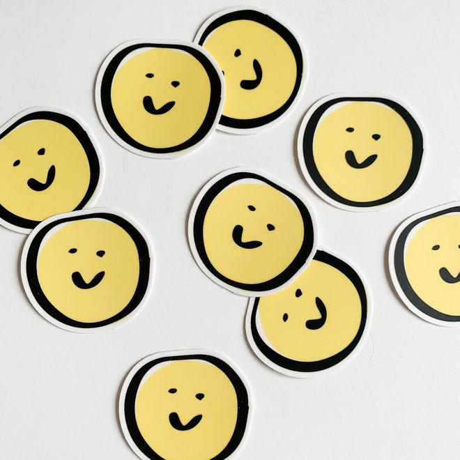 D & Co Smile Mini Sticker