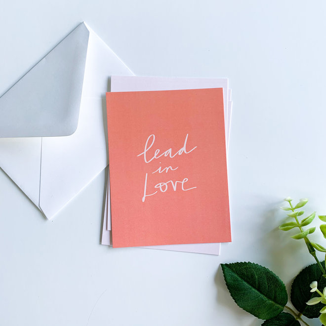 Love Notes - Lead in Love
