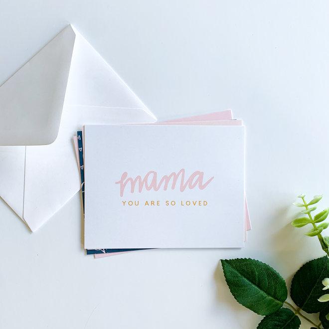 Love Notes - Mama