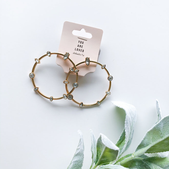Girl's Night Out Statement Dangles