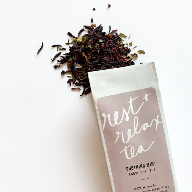 Rest + Relax Tea Mini