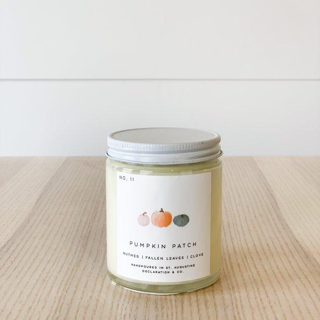 Pumpkin Patch 6 oz Candle