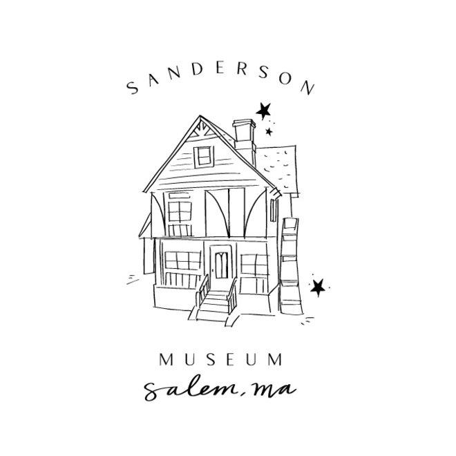 Sanderson Museum Adult Pullover
