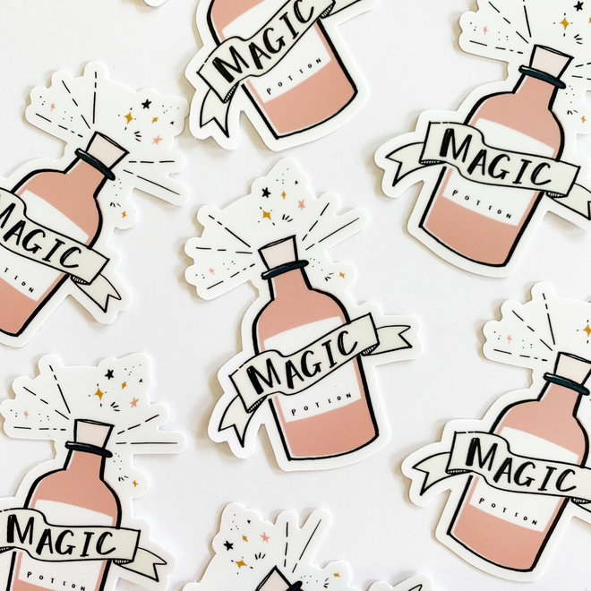 D & Co. Magic Potion Mini Sticker
