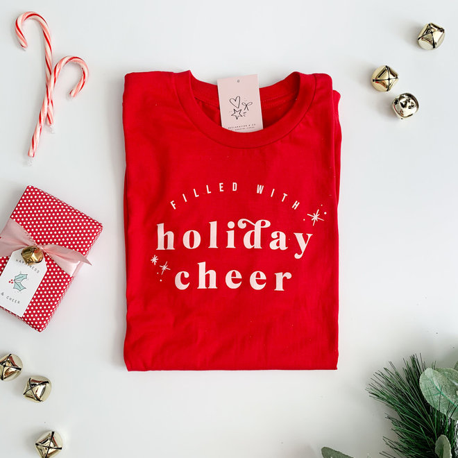 Holiday Cheer Graphic Tee