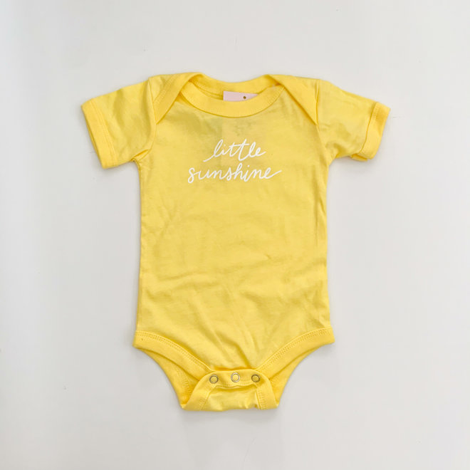 Little Sunshine Onesie 3-6 mo.