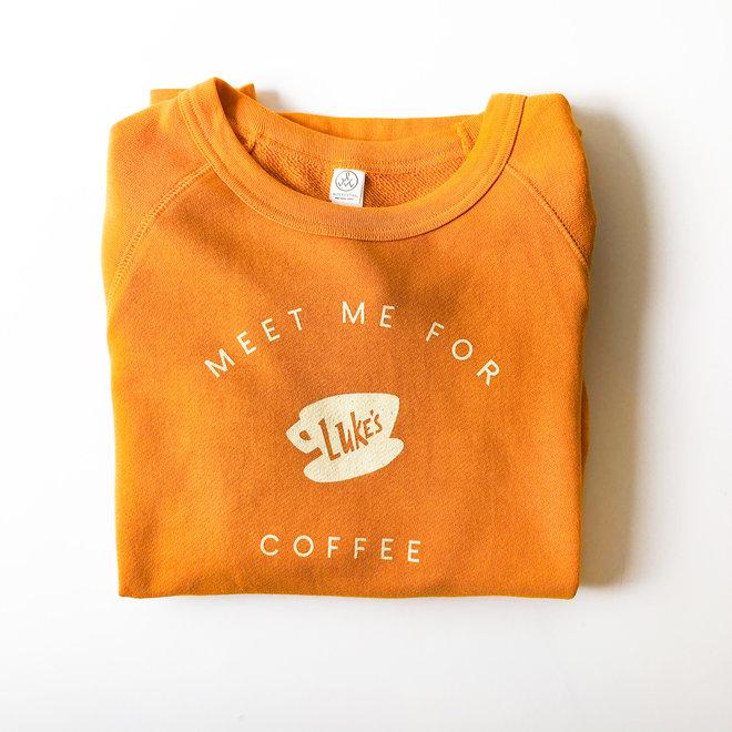 Luke's Coffee Pullover