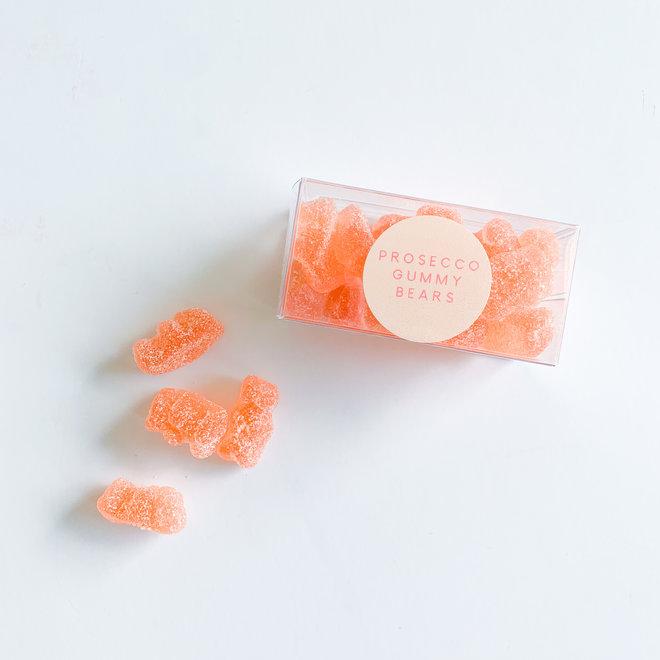 D&Co Prosecco Gummy Bears Non Acoholic