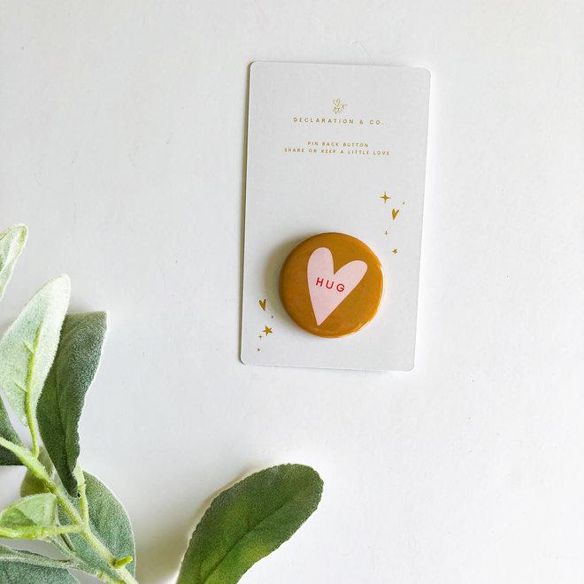 Hug Single Button Pack