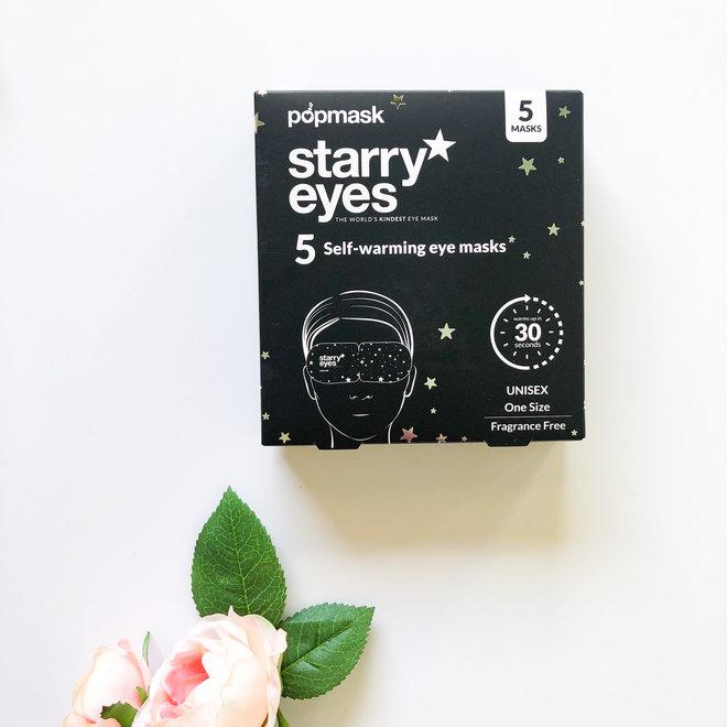 Starry Eyes Warming Eye Mask 5 Pack
