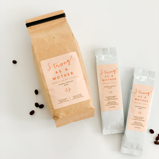Special Edition Strong as a Mother Coffee Whole bean