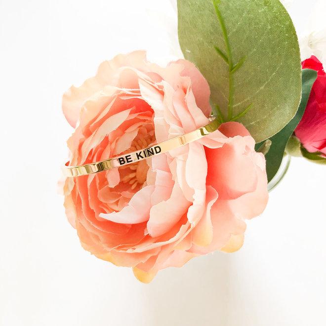 Illustrated Stamped Cuff Bracelet