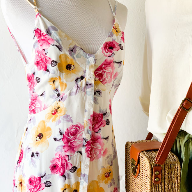 Garden Party Maxi Dress