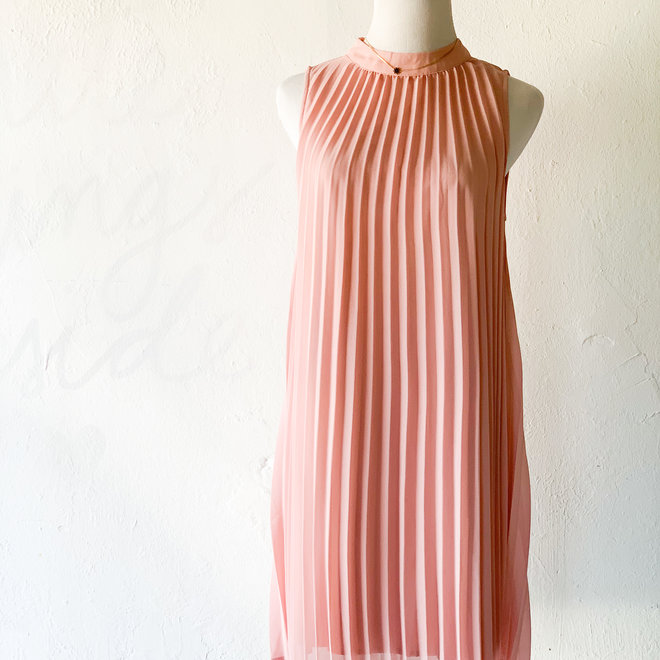 Pleats and Thanks Dress
