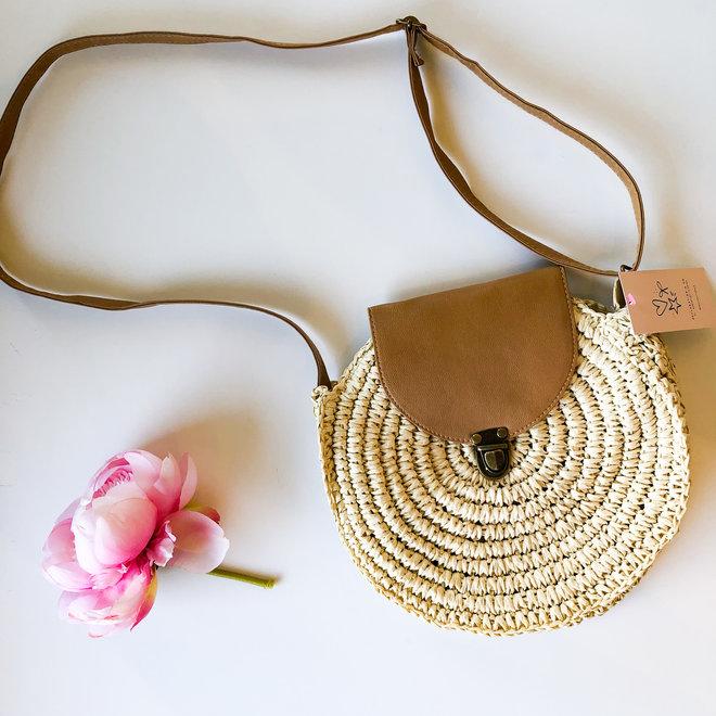 Sight of Summer Basket Bag