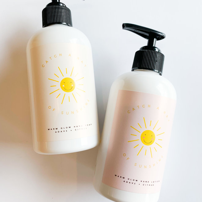 Warm Glow Hand Soap