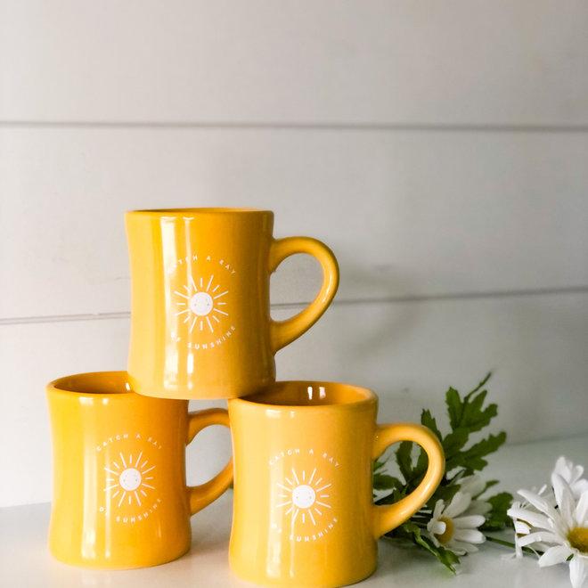 Catch a Ray of Sunshine Mug