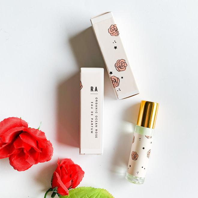RA Ocean Rose Rollerball Perfume