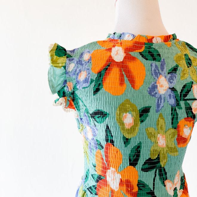 Tropical Escape Dress