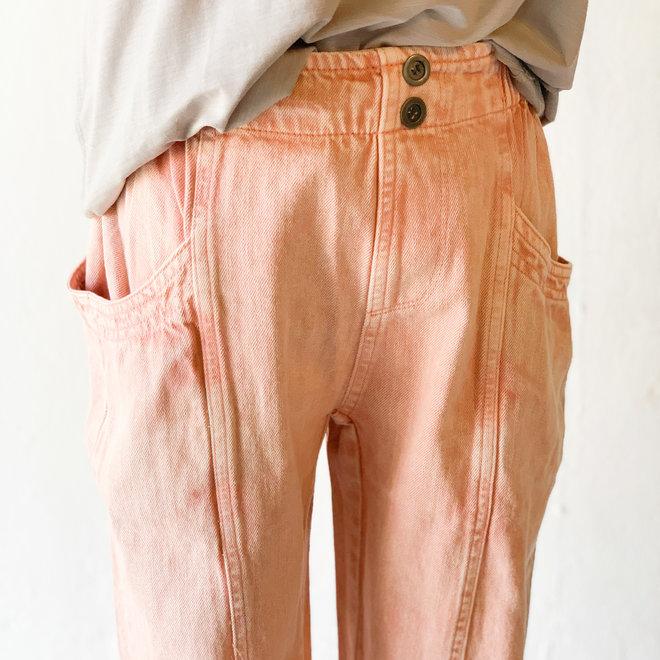 Rose Petal Pants