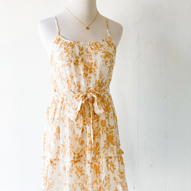 All About You Dress Honey