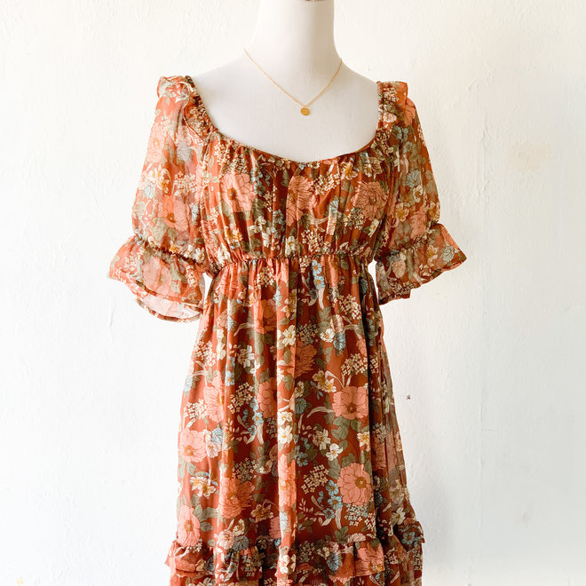 Back to Life Dress