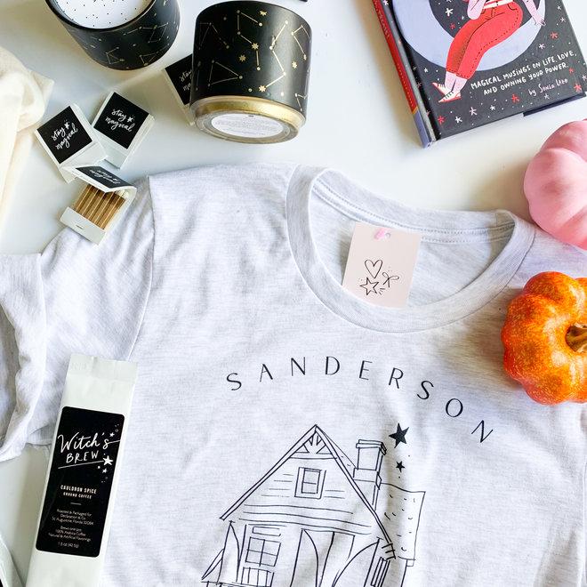 Sanderson Museum Tee