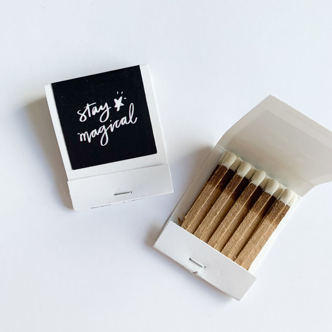 Stay Magical Mini Matches