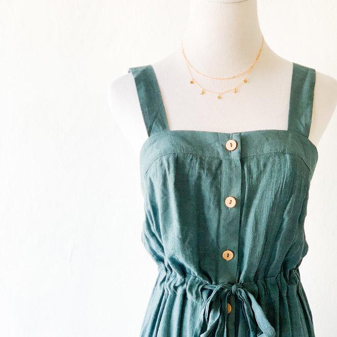Emerald Isles Dress